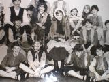 Broadway cast Oliver Twist